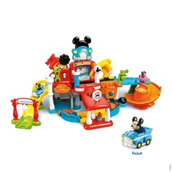 Magi Garage interactif de Mickey Tut Tut Bolides - Disney