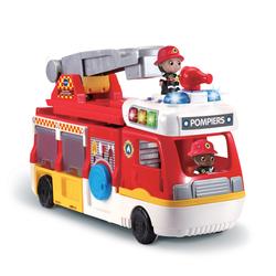Super Camion Caserne de Pompiers - Tut Tut Copains
