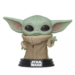 Figurine The Child Yoda Star Wars The Mandalorian 368 Funko Pop