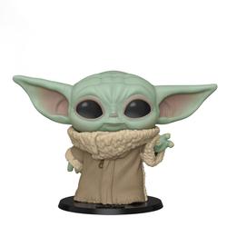 Figurine The Child (Baby Yoda) - 25 cm - Star Wars The Mandalorian - Funko Pop - n°369