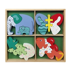 Mini puzzles à assembler