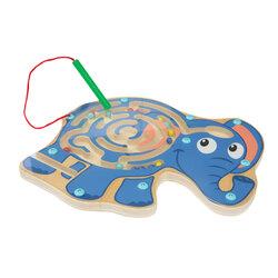 Puzzle magnétique éléphant