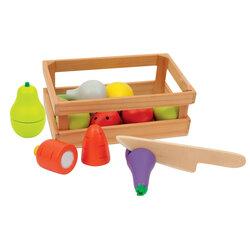 Caissette de fruits OU légumes