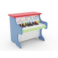 Piano en bois 18 touches