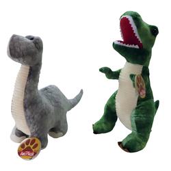 Assortiment peluches Dinosaures 45 cm