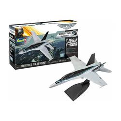 Maquette Maverick F/A-18 Hornet Top Gun