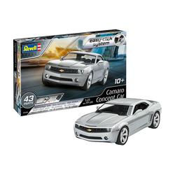 Maquette voiture MS Camaro Concept Car