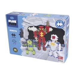 Mini Basic 170 pièces Plus Plus Robots