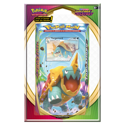 Starter Pokémon Deck Torgamord Voltage Éclatant EB4