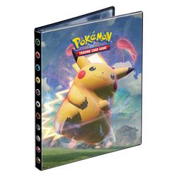 Cahier range cartes Pokémon x80 EB4 - Voltage Éclatant