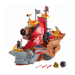 Bateau pirate requin - Imaginext