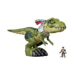 Dinosaure T-Rex méga mâchoire - Imaginext