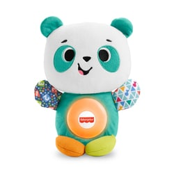 Peluche d'éveil Linkimals - Andrea le panda