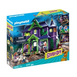 70361 -  Playmobil Scooby-doo - Manoir hanté