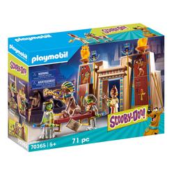 70365 - Playmobil Scooby-Doo - Histoires en Egypte