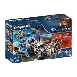 70392 - Playmobil Novelmore - Char du trésor des Chevaliers