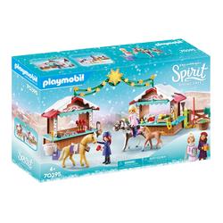 70395 - Playmobil Spirit - Marché de Noël à Miradero