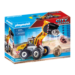70445 - Playmobil City Action - Chargeuse sur pneus