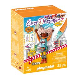 70476 - Playmobil Everdreamerz Le Monde de la BD - Edwina