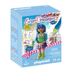 70477 - Playmobil Everdreamerz Le Monde de la BD - Clare
