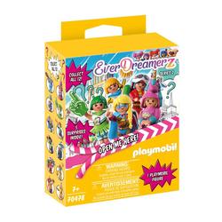 70478 - Playmobil Everdreamerz Le Monde de la BD - Coffret Surprise