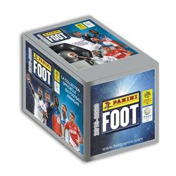 Boite 50 pochettes Foot 2019-2020