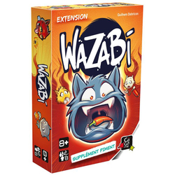 Extension Wazabi supplément piment