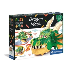 Masque dragon - Play For Future
