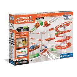 Circuit à billes Action & Réaction Effet Chaos