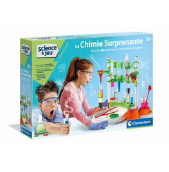 Coffret scientifique La chimie surprenante