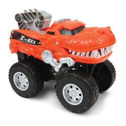 Véhicule T-rex avec sons et lumières