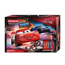 Circuit Disney Pixar Cars Neon Nights
