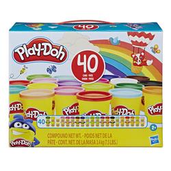 Pâte à modeler - Maxi Pack 40 pots Play-Doh