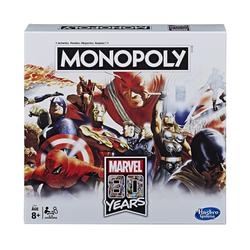 Monopoly Édition 80 ans Marvel
