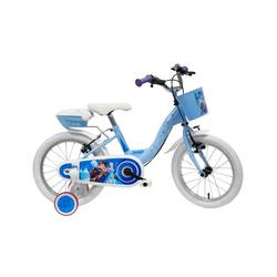 Vélo La Reine des Neiges 2 évolutif 16 pouces