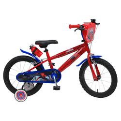 Vélo Spiderman évolutif 16 pouces
