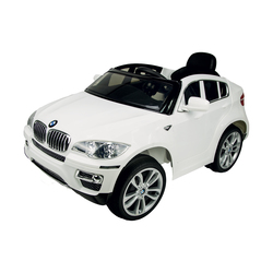 Voiture électrique BMW X6 12V
