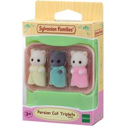 Sylvanian Families - 5458 - Les triplés chats persans