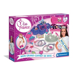 Coffret de beauté Miss France