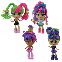 CurliGirls - 1 mini-poupée