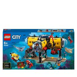 60265 - LEGO® City - La base d'exploration océanique
