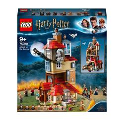 75980 - LEGO® Harry Potter - L'attaque du Terrier des Weasley