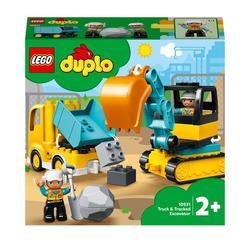 10931 - LEGO® Duplo - Le camion et la pelleteuse