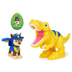 Pat'Patrouille - Figurines chien et dinosaures