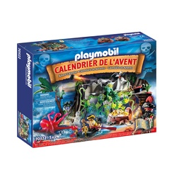 70322 - Calendrier de l'Avent Pirates - Playmobil