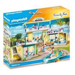 70434 - Playmobil Family Fun - Playmobil Beach Hôtel