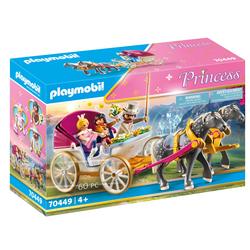 70449 - Calèche et couple royal - Playmobil Princess