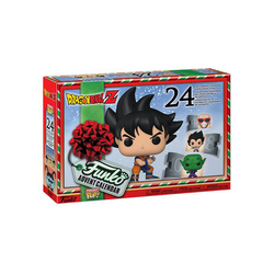 Calendrier de l'avent Dragon Ball Z Funko Pop