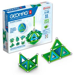 Geomag EcoFriendly 52 pièces