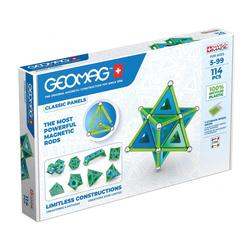 GEOMAG - Ecopanels 114 pcs Color